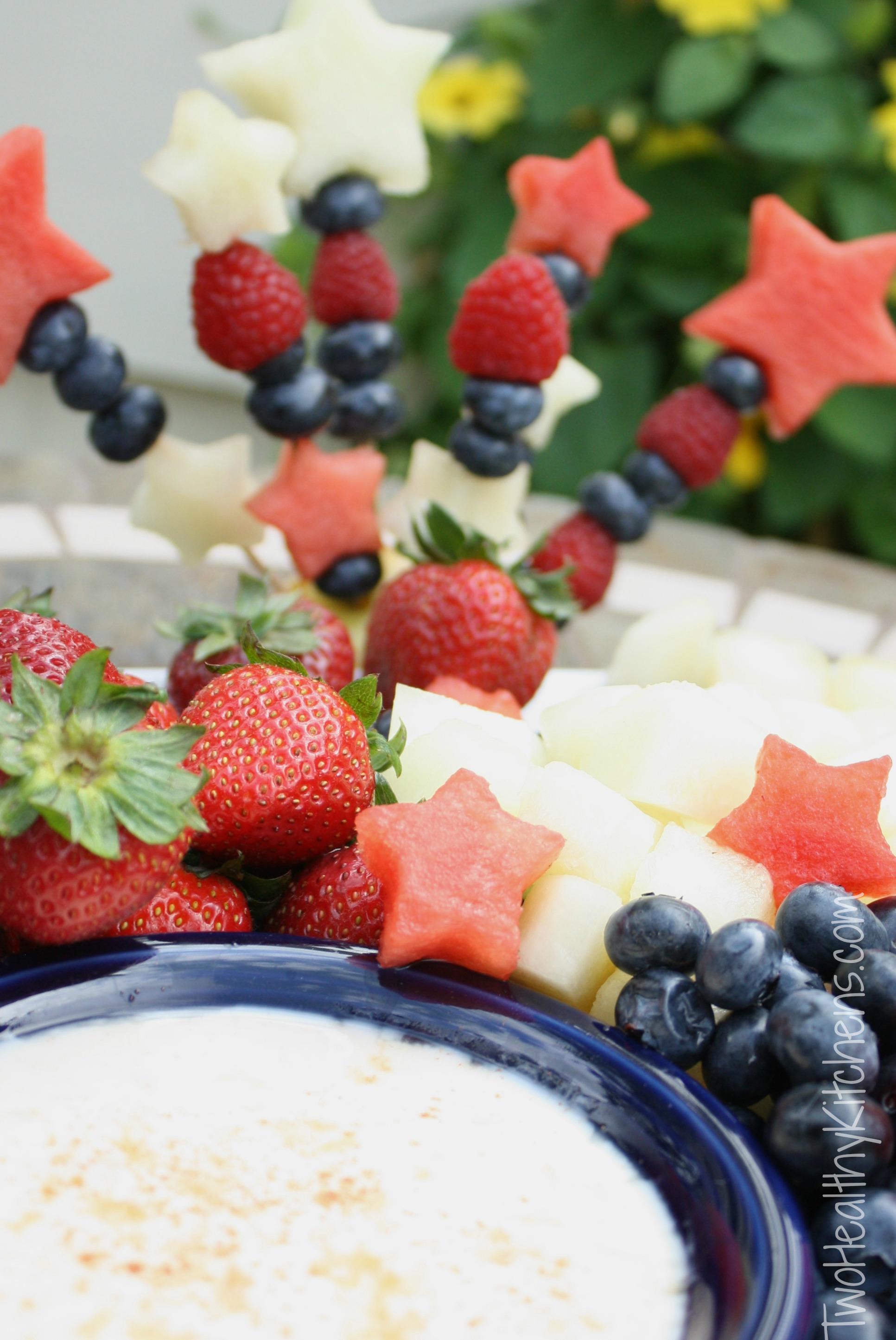 healthy fruit dip recipe with greek yogurt tamarind fruit