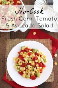 THK Corn Avocado Salad Text