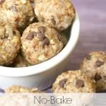 No-Bake Almond Joy Snack Bites