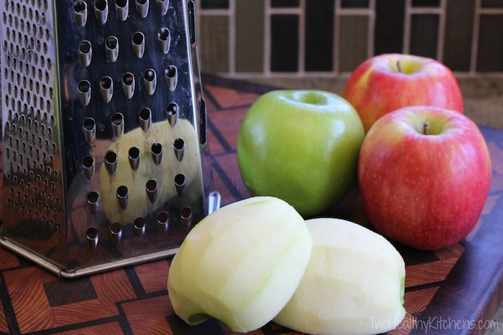 THK Apple Cobbler Muffin2