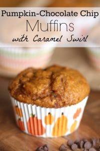 THK Pumpkin Muffins Text