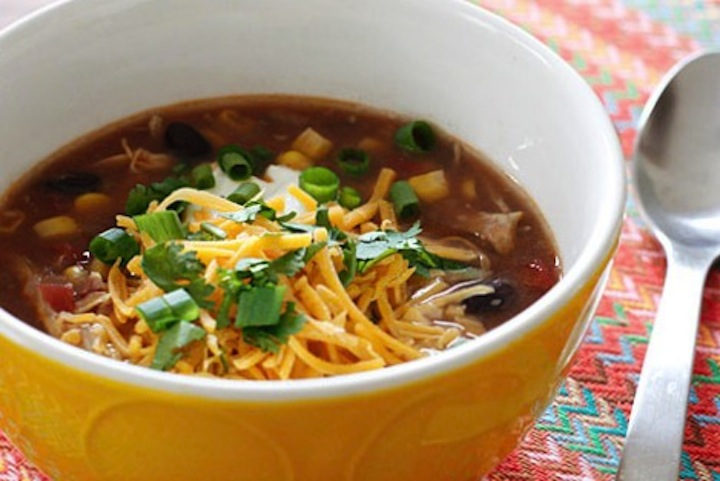 Skinnytaste {Two Healthy Kitchens Top 10 Crock-Pot Chicken Soups and Chili Recipes}