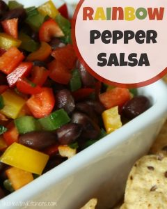 THK Rainbow Pepper Salsa Text
