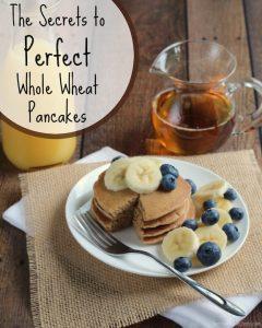 THK Whole Wheat Pancakes Text