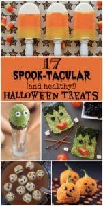 THK Halloween Treats Collage