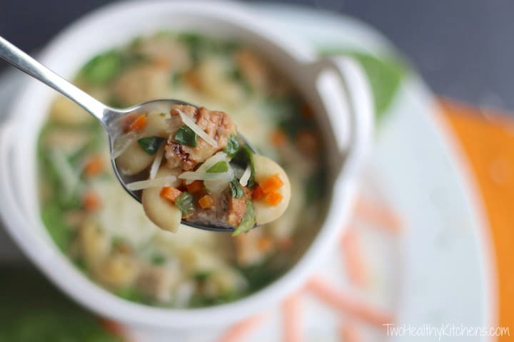 Crock Pot Italian Wedding Soup Recipe