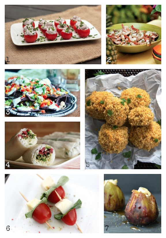 35 easy party food appetizers 35 easy party food appetizer recipes twohealthykitchens forumfinder Image collections