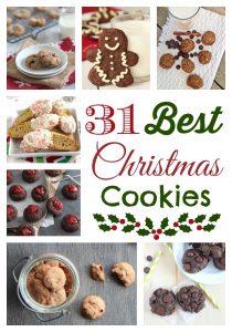 THK Christmas Cookies Text