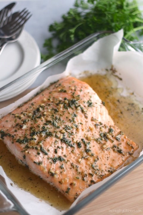Glazed salmon recipes easy