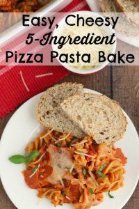 THK Pizza Pasta Bake Text1