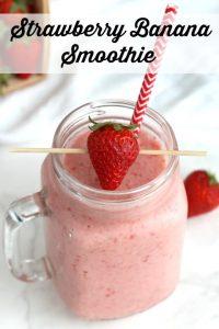 THK Strawberry Smoothie Text