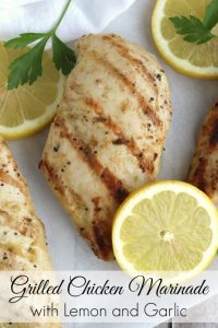 THK Lemon Garlic Chicken Text1