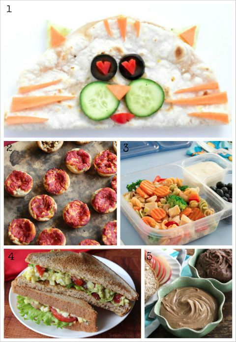 Easy Healthy Kids Lunch Ideas A Whole Month Of Fun Box Recipes