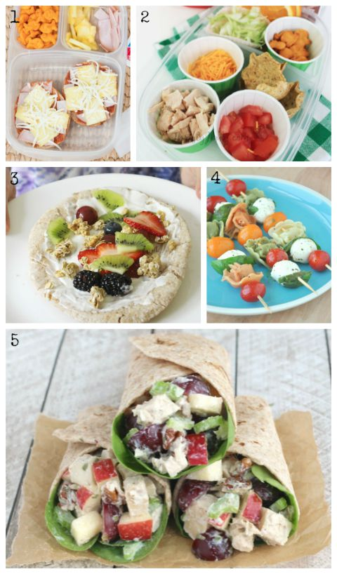 Easy Healthy Kids Lunch Ideas A Whole Month Of Fun Lunch Box