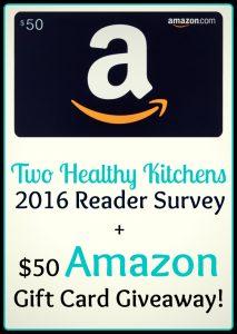 Amazon $50 Giveaway