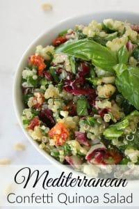 THK Quinoa Radicchio Salad Text