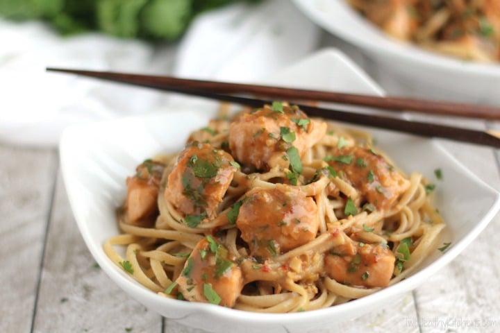Justine salmon pasta recipes