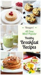 Best Healthy Breakfast Ideas Collage