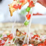 Cheesy Oven-Baked Pizza Fries